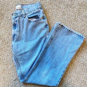 Gap Bootcut jeans | light denim wash size 6 ankle.